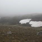 Öxipass im dichten Nebel