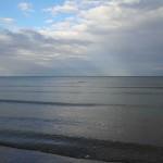 im Wasser vor Wittow
