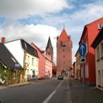 Barht, Stadttor