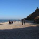 Strand vor Warnemuende