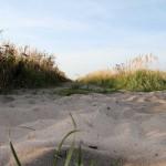 Ostseekuesten-Sandweg