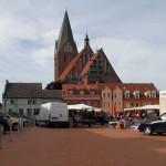 Marktplatz von Barth