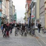 Greifswald, Einkaufspassage