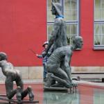 Greifswald, Marktbrunnen