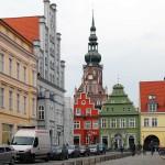 Greifswald, mit Dom