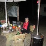 Ruediger im Camp Schwaan