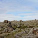 die ersten Steinmännchen
