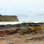 Gullfoss, 1. Kaskade aus der  Froschperspektive