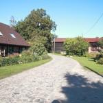 Dorfstrasse vor Altefaehr