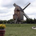 Grieben, BLockwindmühle