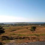 Hiddensee, Blick vom Huegel zoom