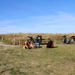 Hiddensee, Pause hinter der Düne