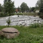 Saalfeld, an der Saale