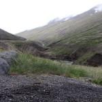 der Öxnadalsheiði-Pass