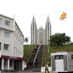 Akureyri Stadtkirche