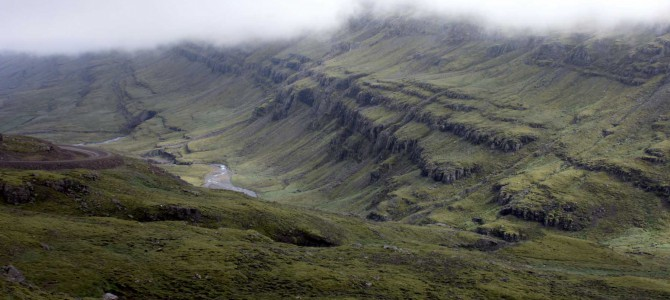 Island Fahrradreise 2010