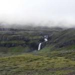 Wasserfall am Öxipass