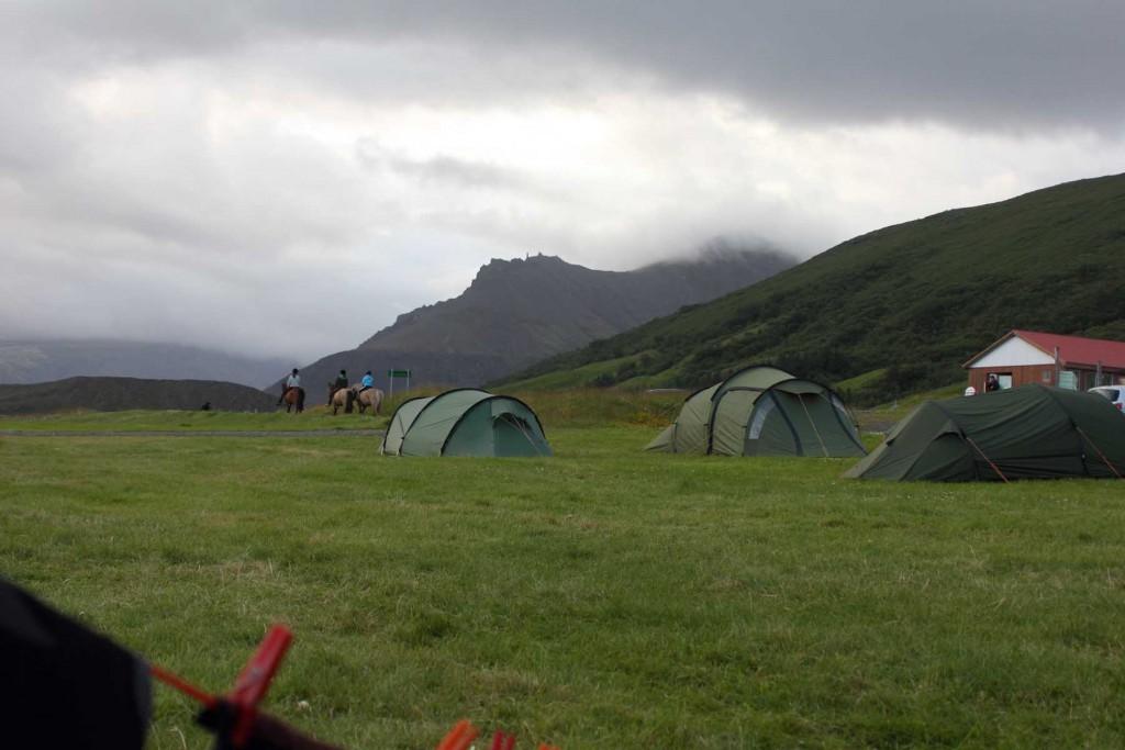 Svinafell Campingplatz