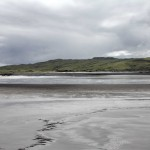 Sand gegen Wasser