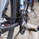 notwendige Fahrradpflege