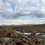 Blick zum Hofsjökull