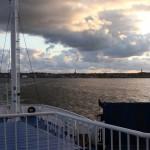 Anreise Fähre Helsingborg