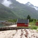 Hütte am Raftsund