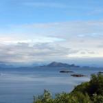 Bucht bei Svolvær