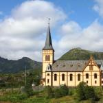 Lofoten-Kathedrale