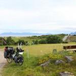 Rast am nördlichsten Golfplatz