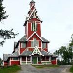 Kirche von Gravdal