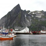 Hamnøy, Hafen