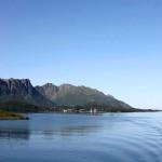 Küste vor Ørnes