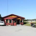 Bodø, Campingplatz