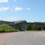 Hohlkastenbrücke über den Saltstraumen