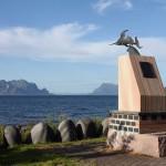"U-Boot Denkmal ""Uredd"""
