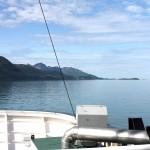 Fährfahrt nach Vassdalsvik