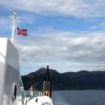 Fähre von Jektvik nach Kilboghamn