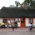 in Puttgarden mit Helmut & Ruediger