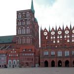 Rathaus von Stralsund