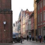 Stralsund am Rathaus