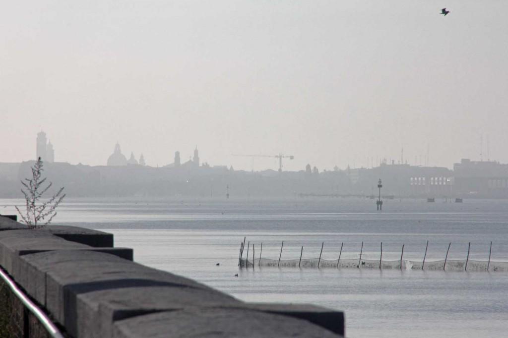 Venedig im Morgendunst