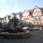 Bad Sooden-Allendorf, Markt in Allendorf