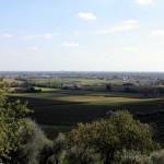 Blick vom Castello di san Salvatore