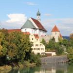 Füssen, Franziskanerkloster