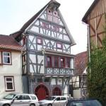 Treffurt, ältestes Haus am Markt