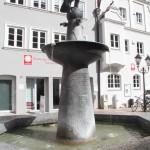 Donauwörth, am Reichsstadtbrunnen