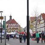 Eschwege, Stadtfest auf dem Obermarkt