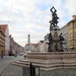Augsburg, Maximilianstrasse