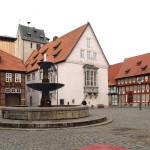 Bad Gandersheim, Marktbrunnen